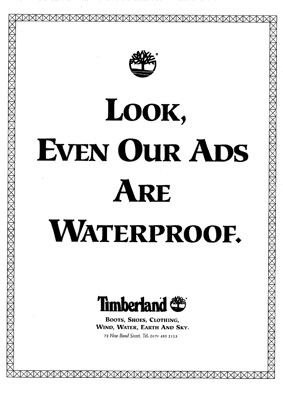 Timberland - Ambient Waterproof